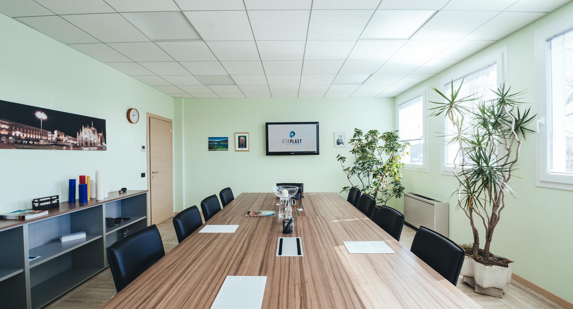 etaplast sala riunioni