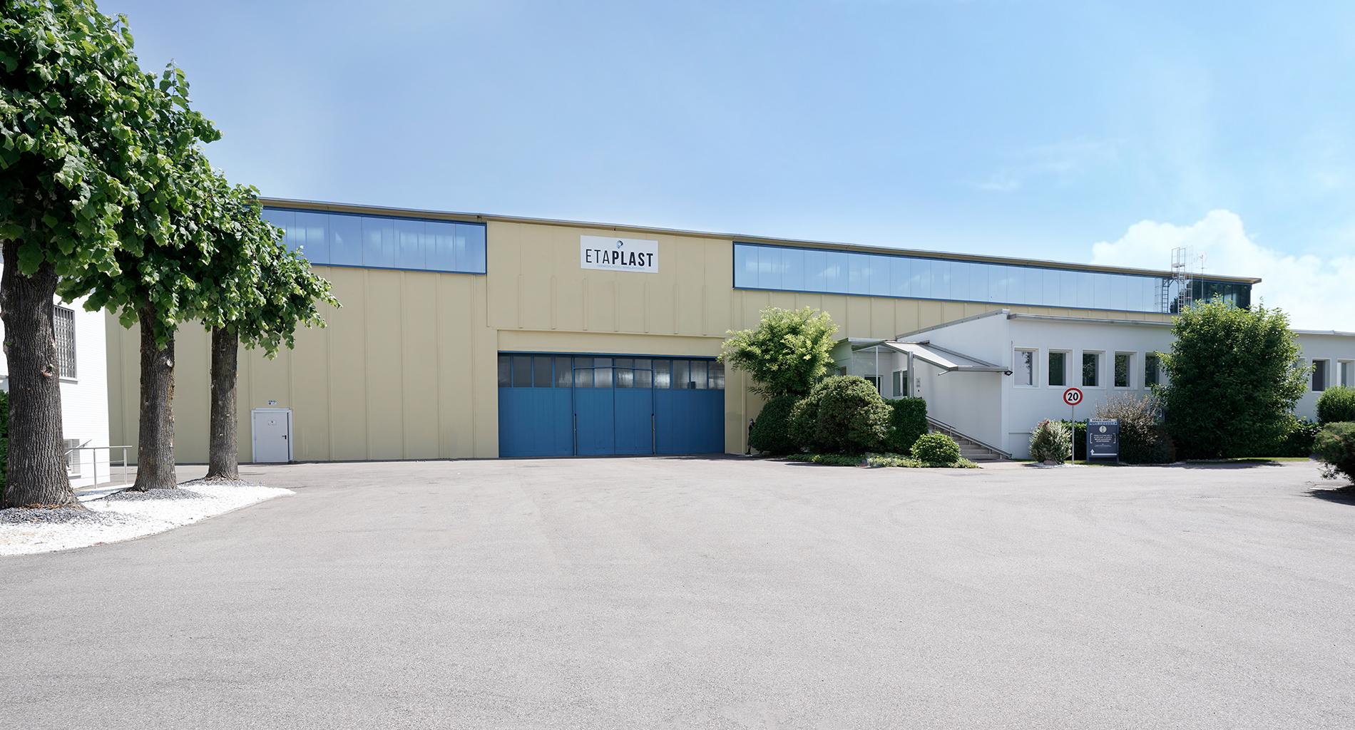 esterno fabbrica etaplast